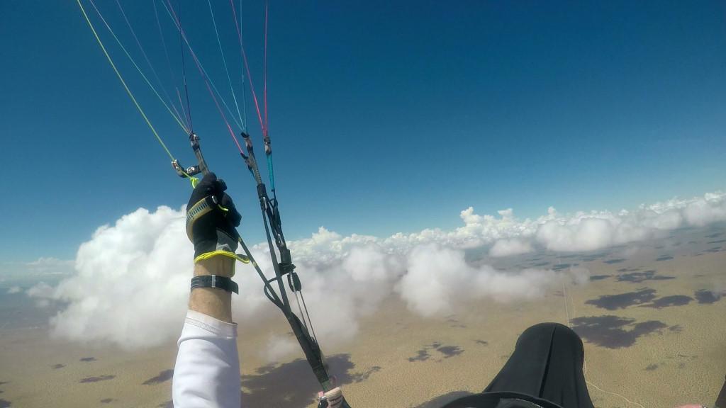 Paragliding training information