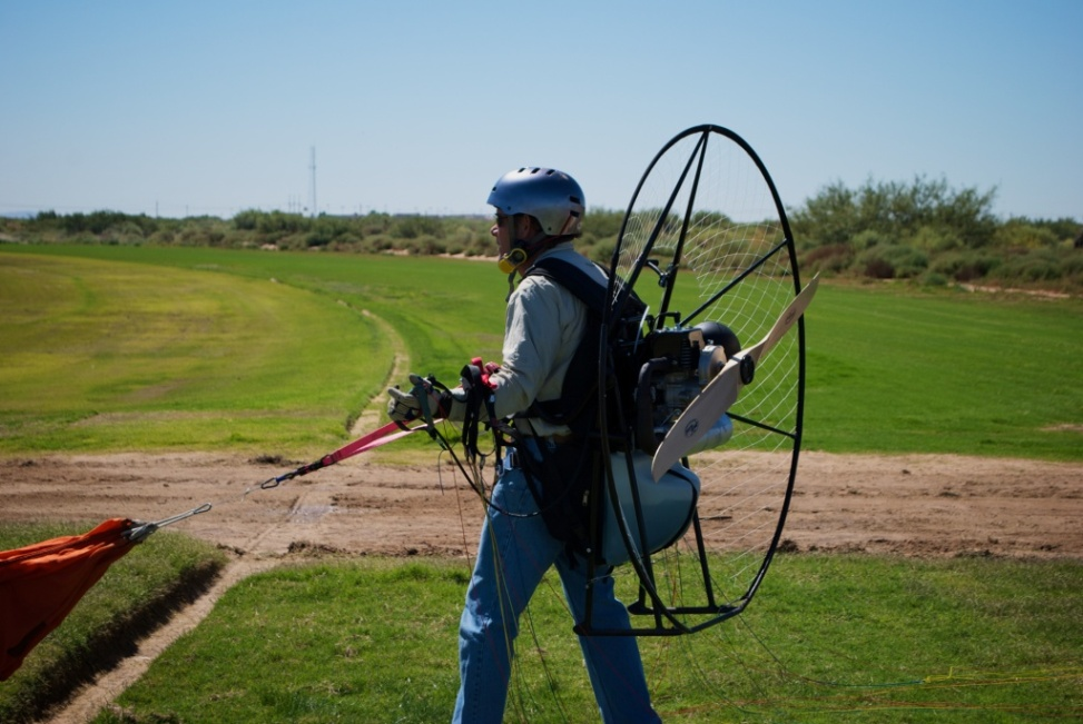 Powered Paragliding Instruction -- Tuition Schedule
